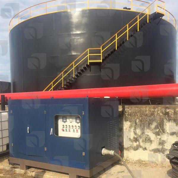 Hidrolavadoras de alta presión