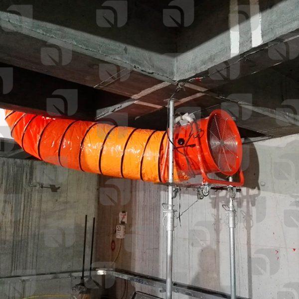 "Extractor Axial 20"""